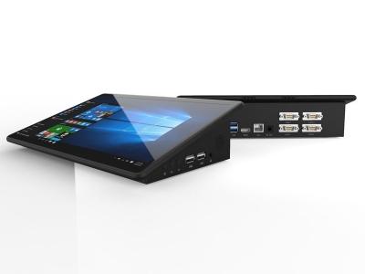 11.6寸工业触控平板一体机电脑 支持定时远程开机